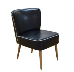 Armchair Black Raven