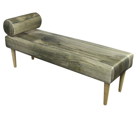 Chaise longue Wood