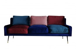 Sofa bed Plum 4