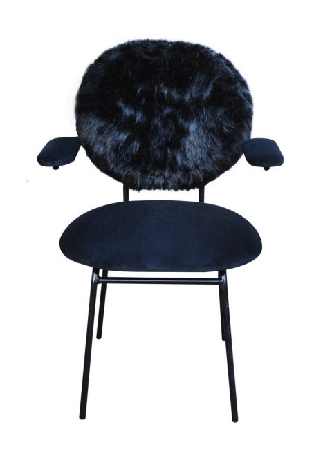 Anatol Chair - black