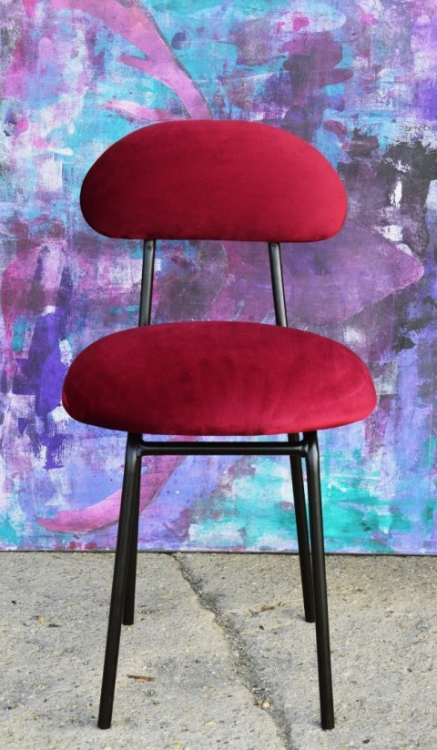 Plum Chair