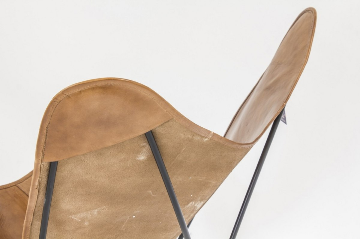 ETNO Chair Brown