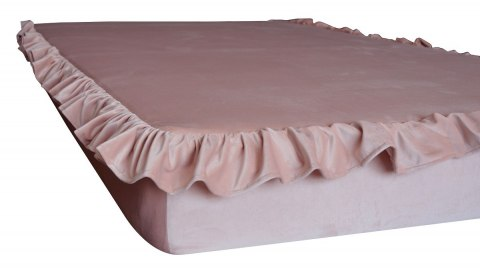 HAPPY SLEEP round with frill Mattress