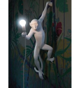 Monkey Seletti lamp hanging white