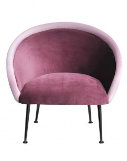 Plum chair 3 fuchsia with exposure